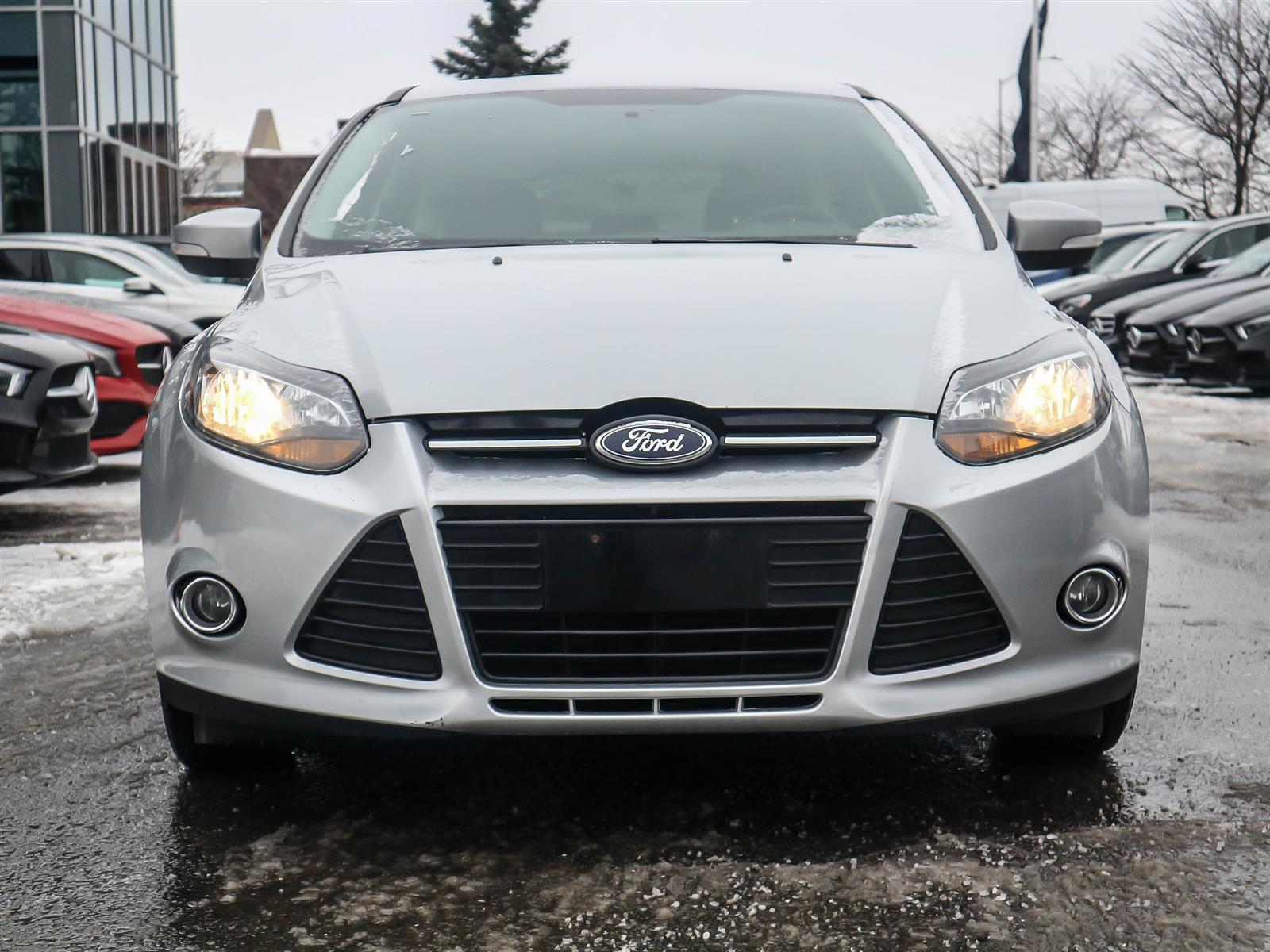 Pre-Owned 2014 Ford Focus Focus