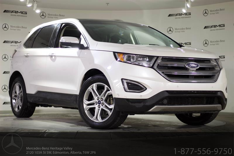 Pre Owned  Ford Edge Edge
