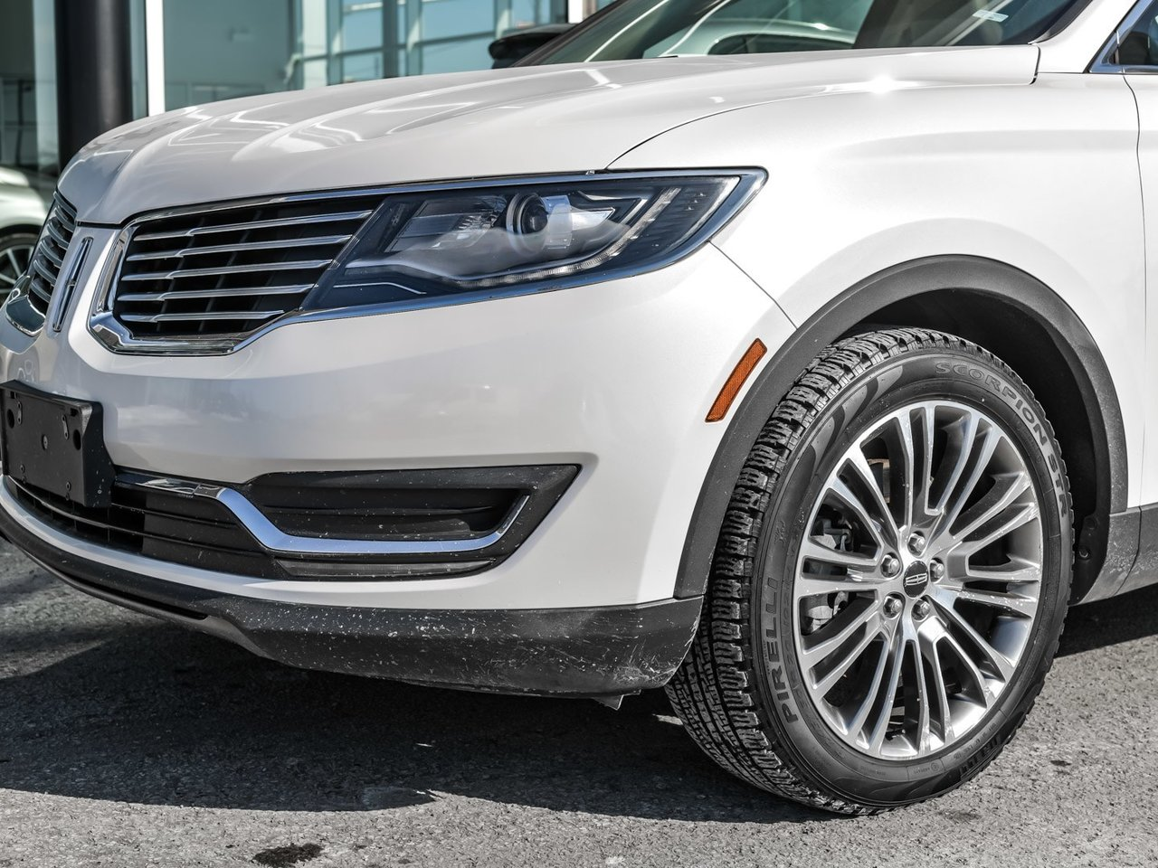Pre-Owned 2016 Lincoln MKX MKX