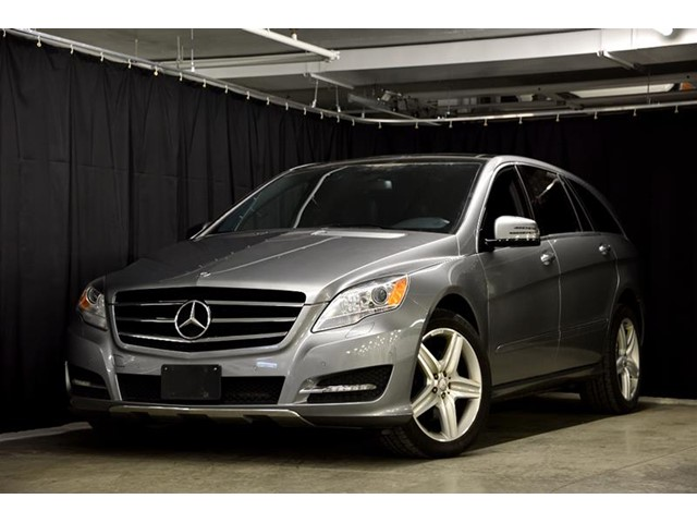 Certified pre owned 2013 mercedes benz r class r350 for Mercedes benz r class 2013