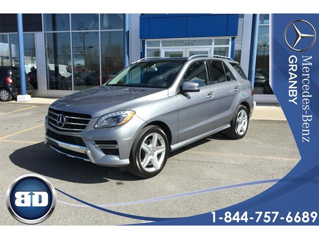 Certified pre owned 2013 mercedes benz ml class ml350 suv for Pre owned mercedes benz suv
