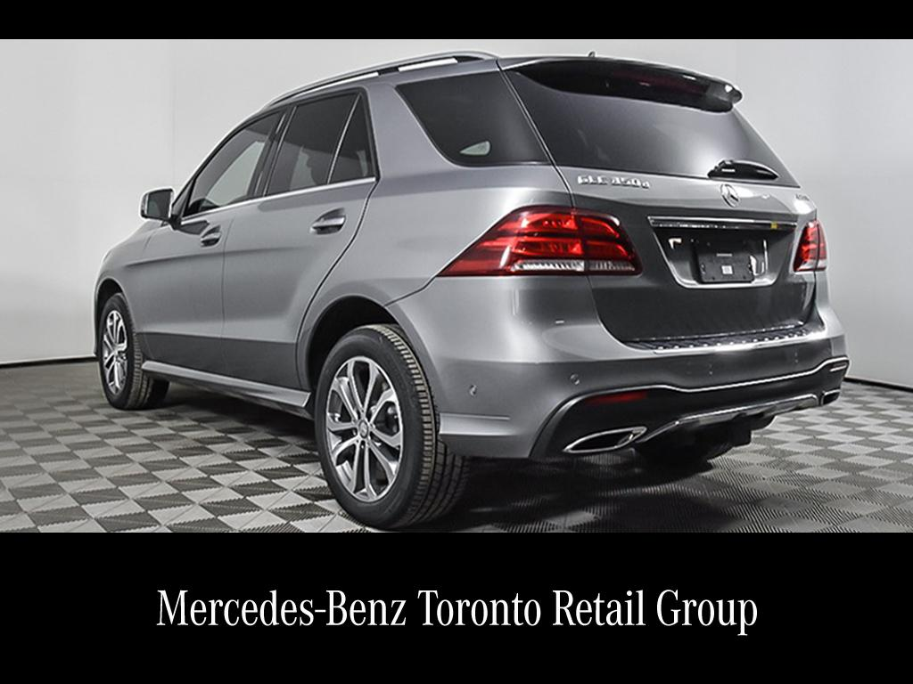 Certified Pre-Owned 2016 Mercedes-Benz GLE GLE350d