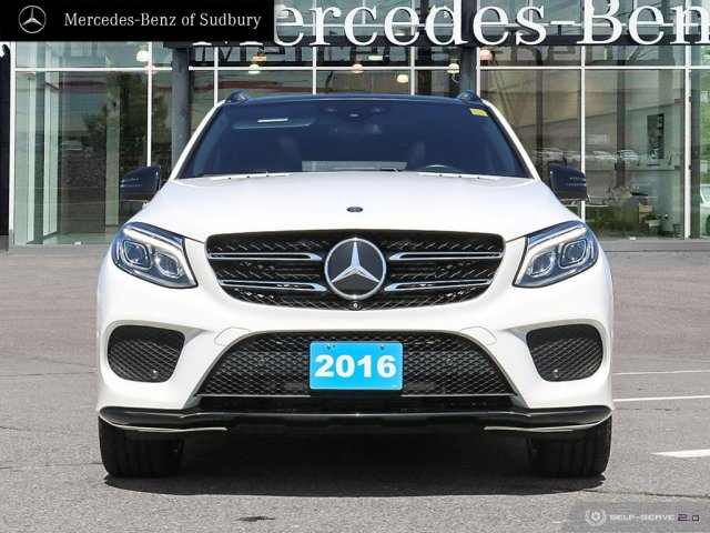 Certified Pre-Owned 2016 Mercedes-Benz GLE 350d 4MATIC SUV