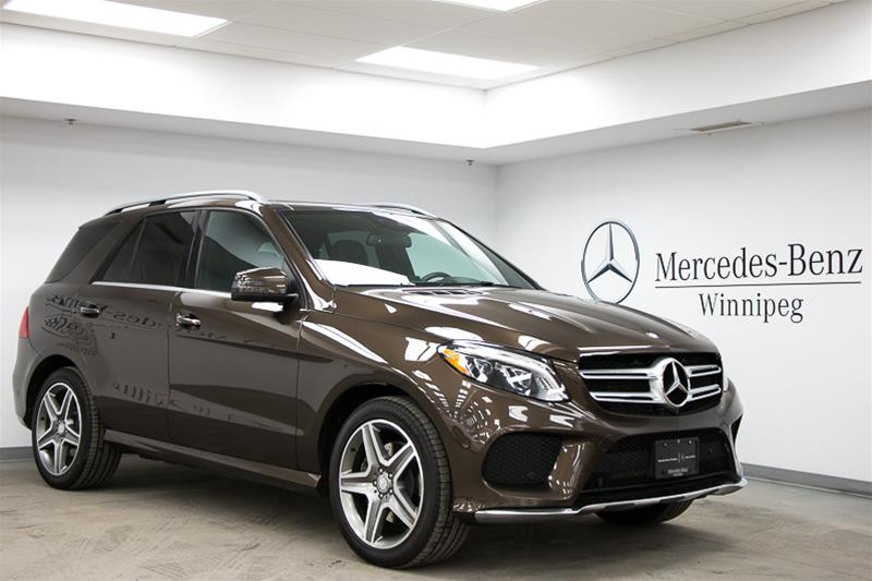Certified pre owned 2016 mercedes benz gle gle350d suv for Mercedes benz certified pre owned canada