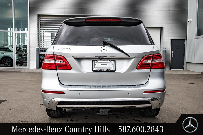Pre-Owned 2012 Mercedes-Benz ML-CLASS ML350