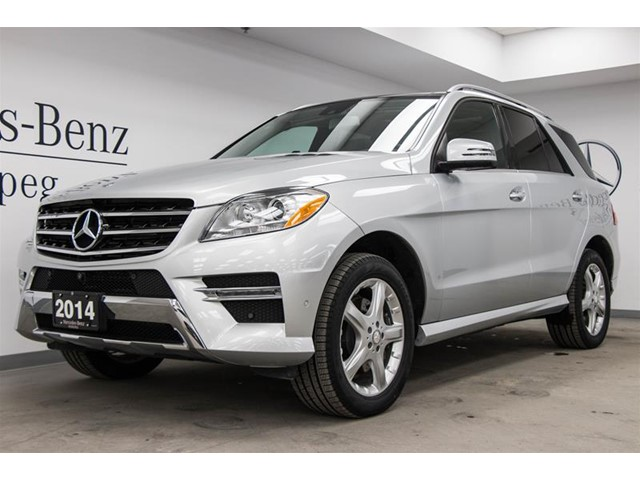 Certified pre owned 2014 mercedes benz m class ml350 suv for 2014 mercedes benz m class ml350 suv