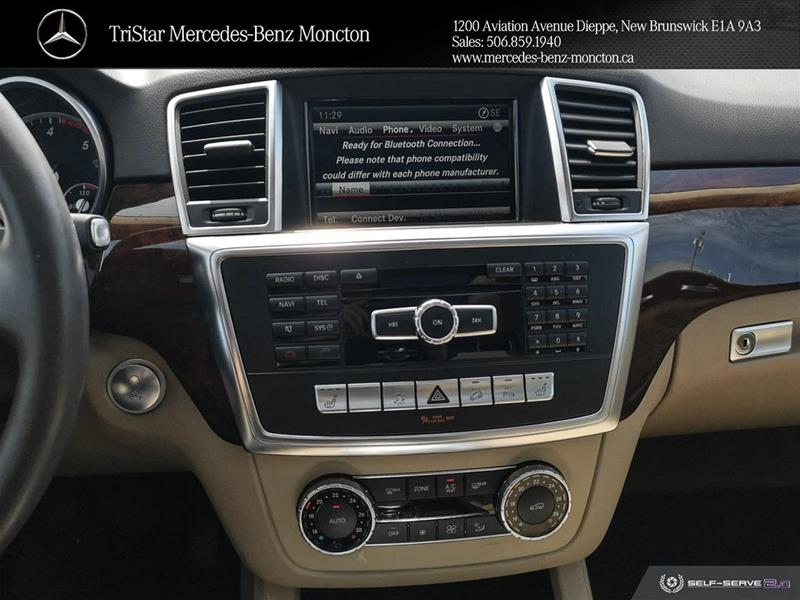 Pre-Owned 2015 Mercedes-Benz ML-CLASS ML350