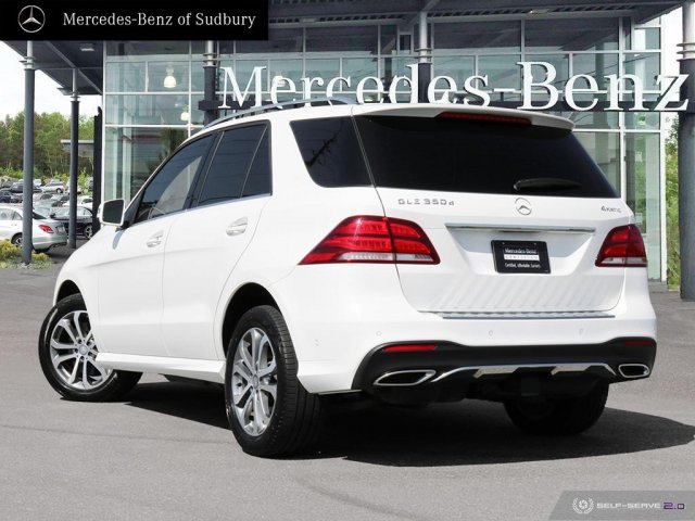 Certified Pre-Owned 2016 Mercedes-Benz GLE 350d 4MATIC