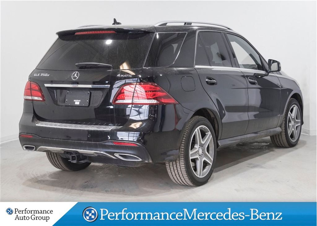 Certified pre owned 2016 mercedes benz gle gle350d suv for Certified pre owned mercedes benz