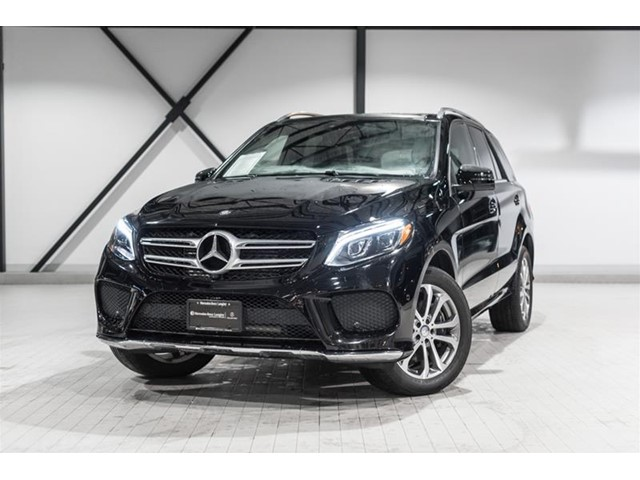 Certified pre owned 2016 mercedes benz gle gle350d suv for Mercedes benz canada pre owned