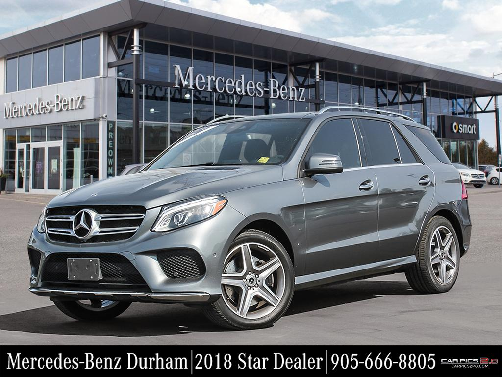 Certified Pre Owned 2017 Mercedes Benz Gle Gle400