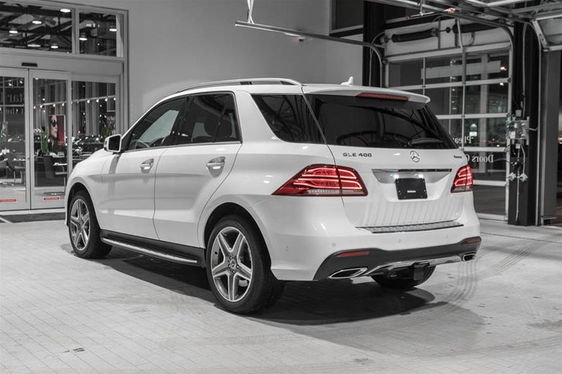 Certified Pre-Owned 2018 Mercedes-Benz GLE GLE400