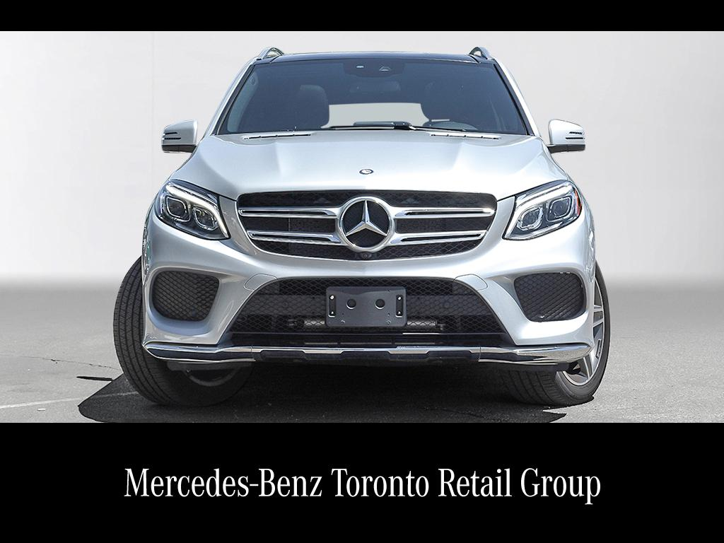 Certified pre owned 2017 mercedes benz gle gle400 suv for Mercedes benz certified pre owned canada