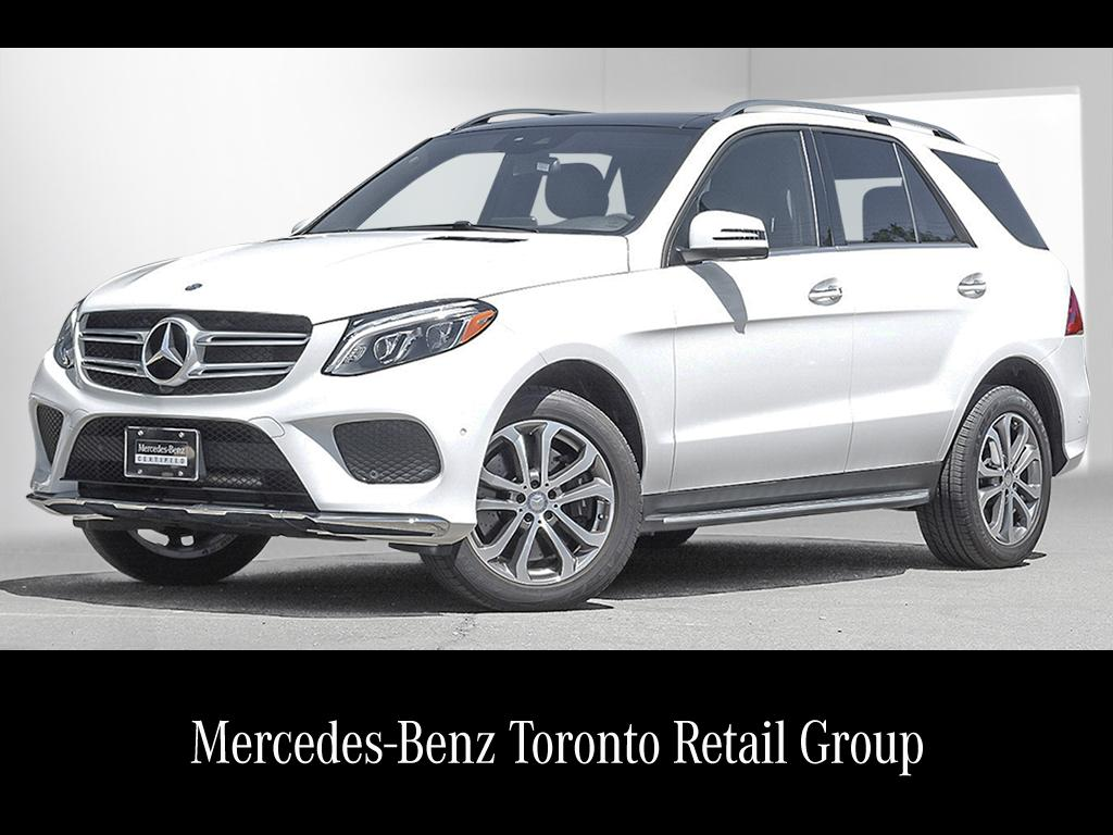 Certified pre owned 2017 mercedes benz gle gle400 suv for Mercedes benz certified preowned