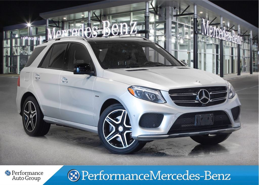 Certified pre owned 2016 mercedes benz gle gle450 amg suv for Certified pre owned mercedes benz