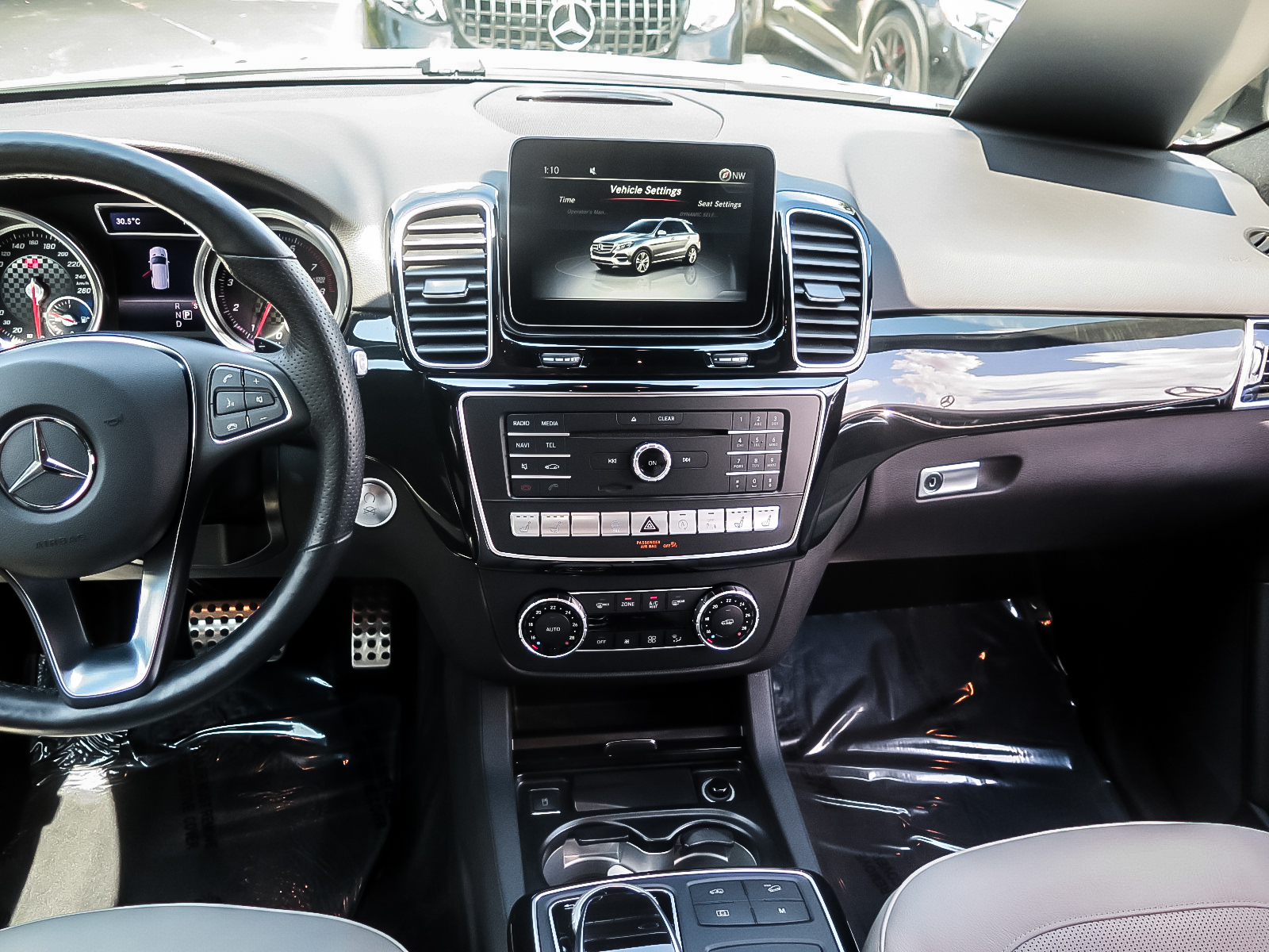 Certified Pre-Owned 2017 Mercedes-Benz GLE GLE43 AMG