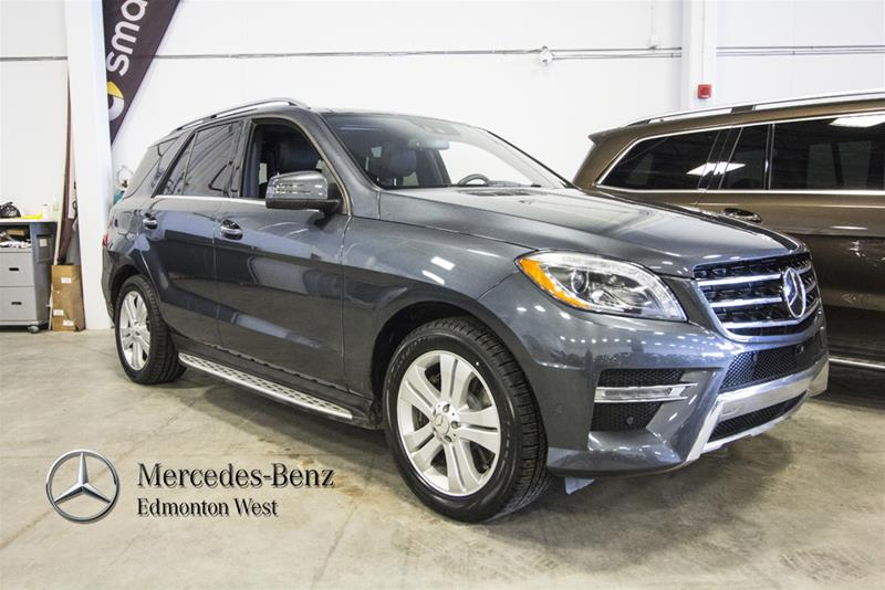 Certified pre owned 2015 mercedes benz ml class ml550 suv for Mercedes benz certified pre owned canada