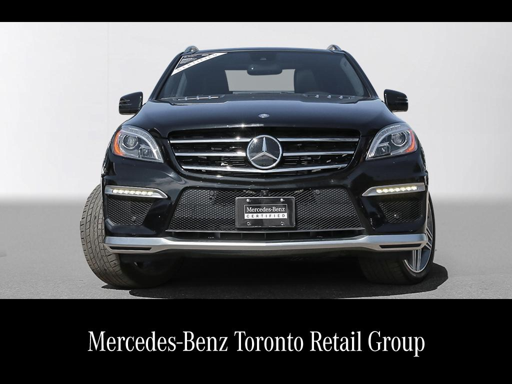 Certified pre owned 2015 mercedes benz ml class ml63 amg for Certified pre owned mercedes benz