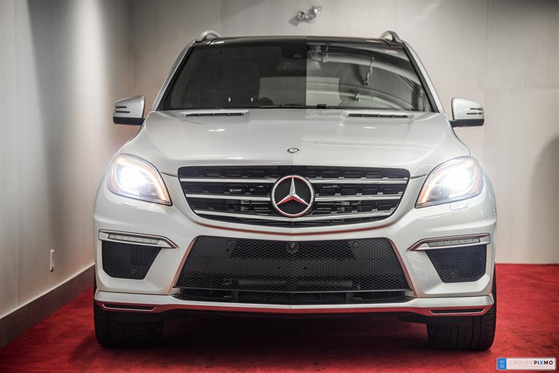 Pre-Owned 2014 Mercedes-Benz ML-CLASS ML63 AMG