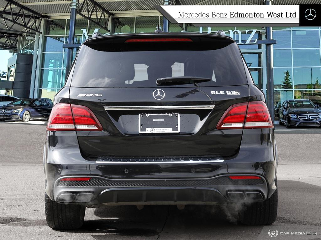 Certified Pre-Owned 2016 Mercedes-Benz GLE GLE63 AMG