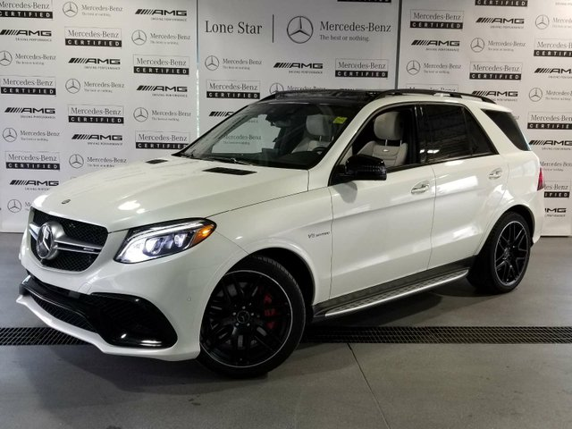 Certified Pre Owned 2016 Mercedes Benz Gle Gle63 Amg