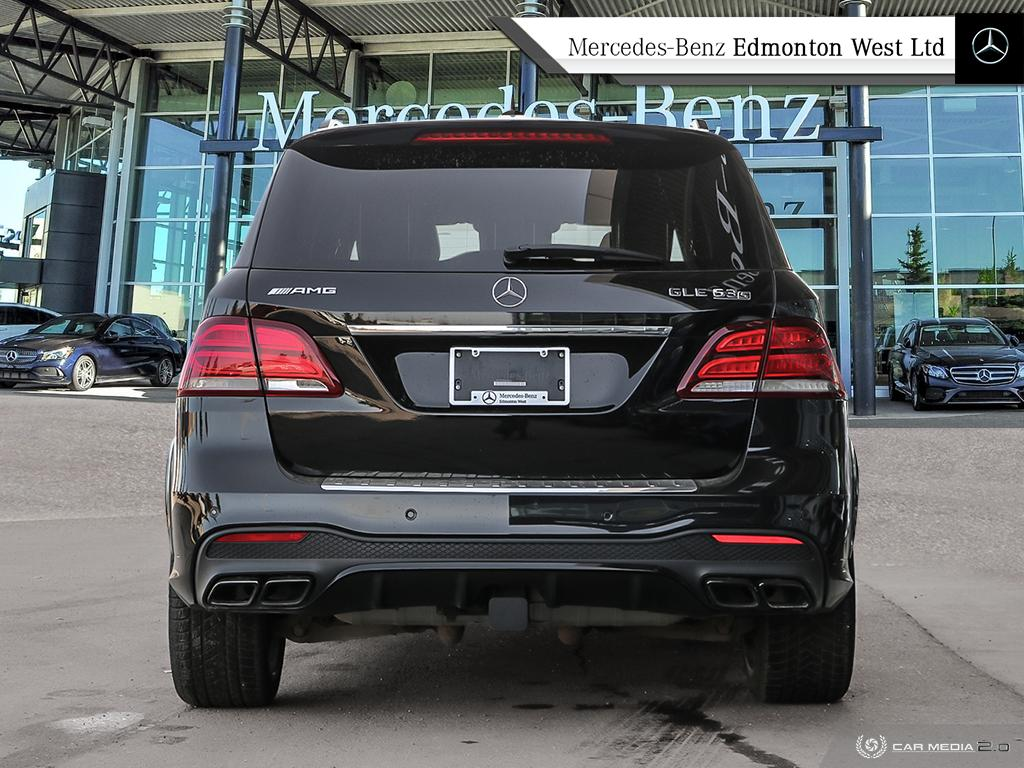 Certified Pre-Owned 2017 Mercedes-Benz GLE GLE63 AMG