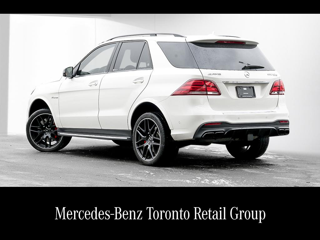 Certified pre owned 2016 mercedes benz gle gle63 amg suv for Pre owned mercedes benz suv