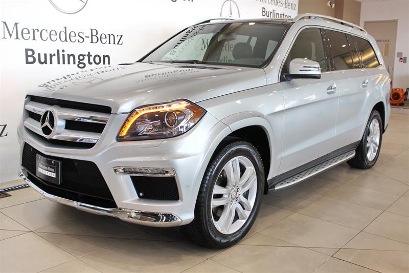 Certified pre owned 2016 mercedes benz gl class gl350 suv for Mercedes benz canada pre owned