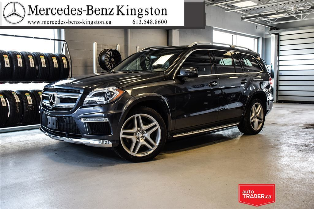 Certified Pre-Owned 2015 Mercedes-Benz GL-CLASS GL350