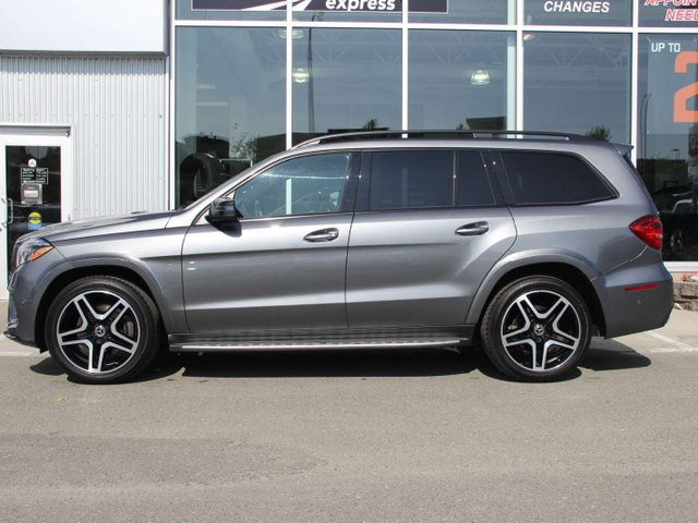 Certified Pre-Owned 2018 Mercedes-Benz GLS GLS450