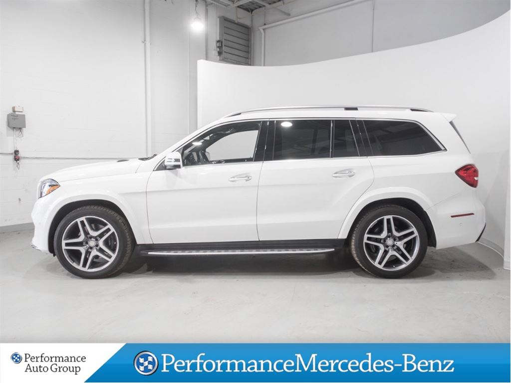 Certified pre owned 2017 mercedes benz gls gls450 suv for Pre owned mercedes benz suv