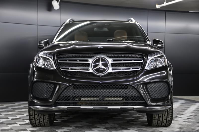 Pre-Owned 2017 Mercedes-Benz GLS GLS550