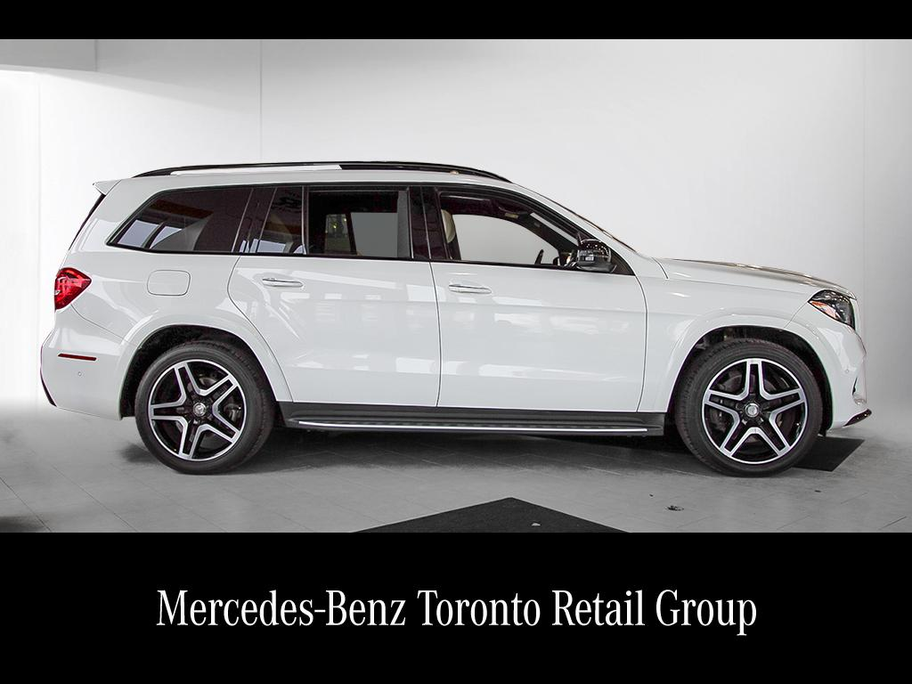 Certified pre owned 2017 mercedes benz gls gls550 suv for Mercedes benz canada pre owned