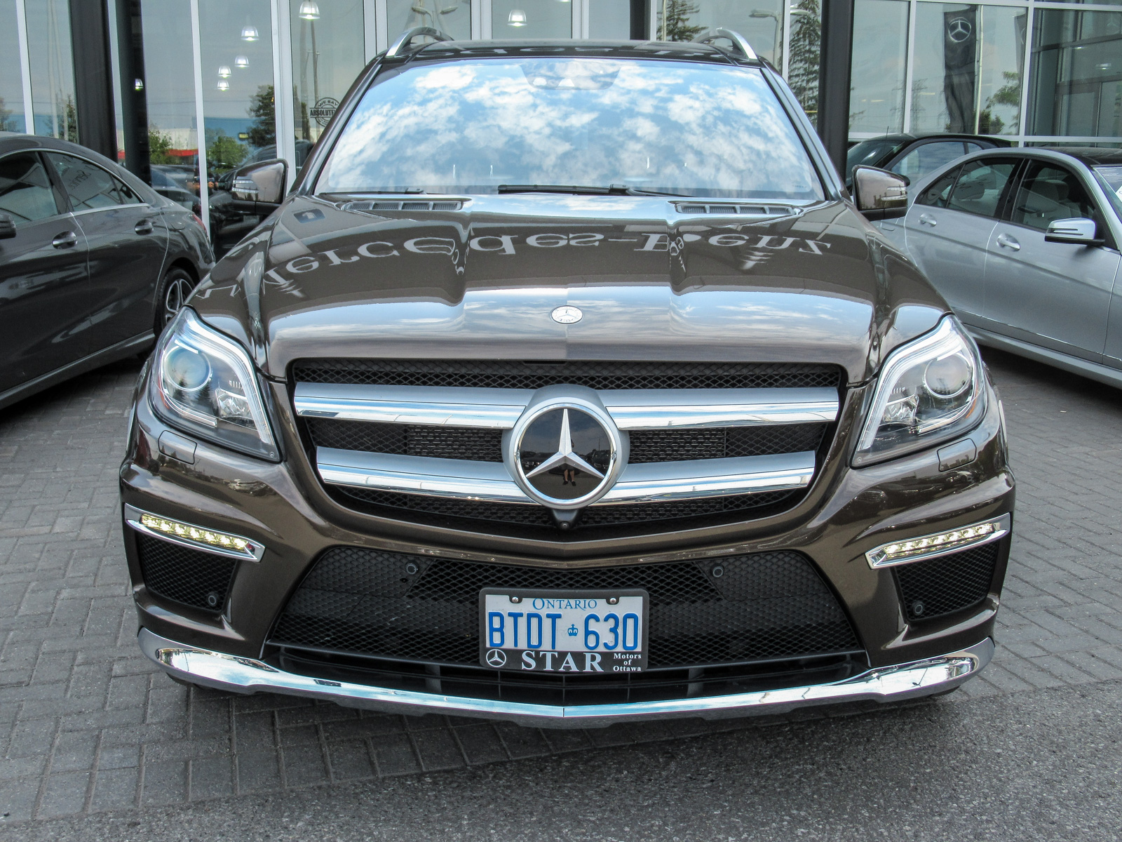 Certified pre owned 2016 mercedes benz gl class gl550 suv for Mercedes benz buckhead preowned