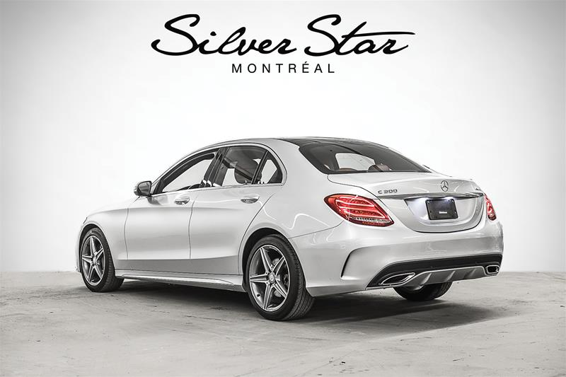 Pre-Owned 2016 Mercedes-Benz C-CLASS C300