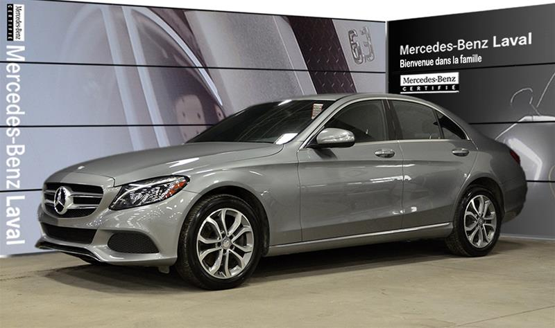 Certified Pre Owned 2015 Mercedes Benz C CLASS C300