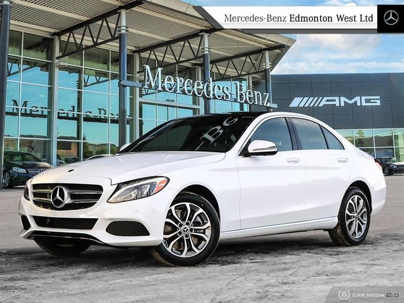 Superior New 2018 Mercedes Benz C Class C300