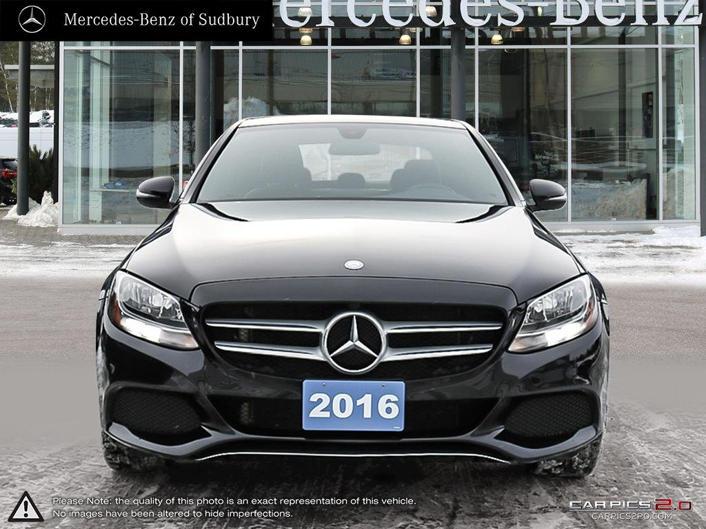 Certified Pre-Owned 2016 Mercedes-Benz C-Class C300 4MATIC Sedan
