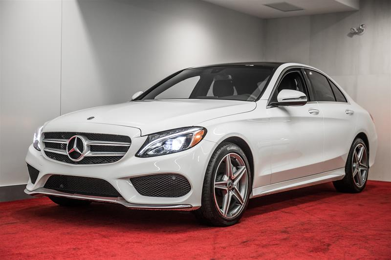 Pre-Owned 2018 Mercedes-Benz C-CLASS C300