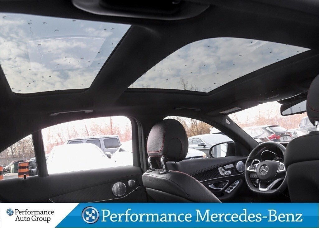 Certified Pre-Owned 2018 Mercedes-Benz C-CLASS C43 AMG