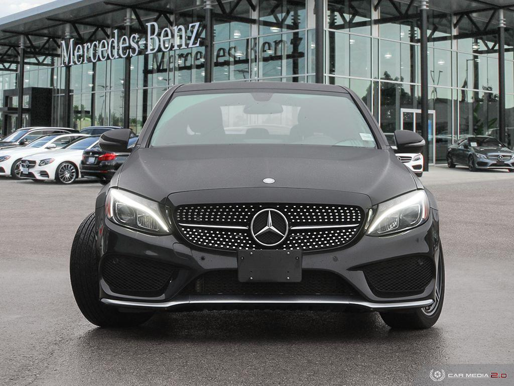 Certified Pre-Owned 2016 Mercedes-Benz C-CLASS C450 AMG