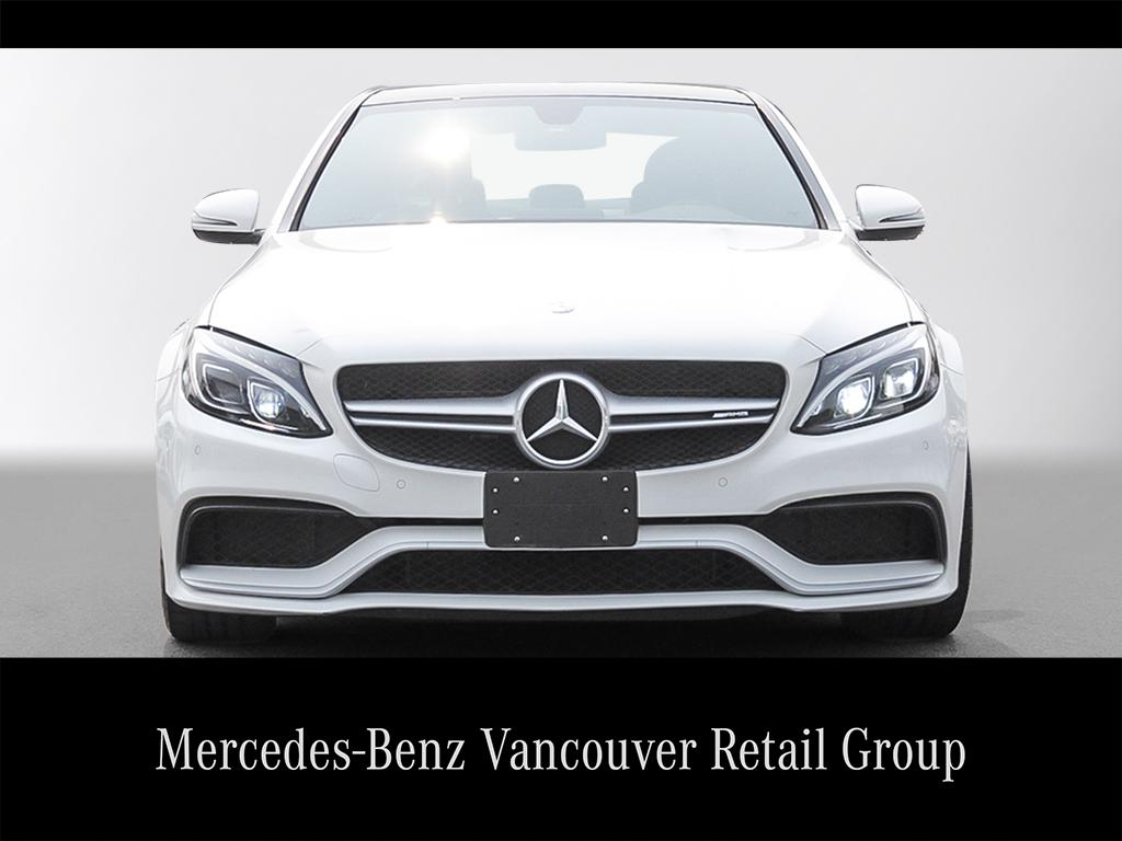 Certified pre owned 2016 mercedes benz c class c63 amg 4 for Mercedes benz pre owned inventory