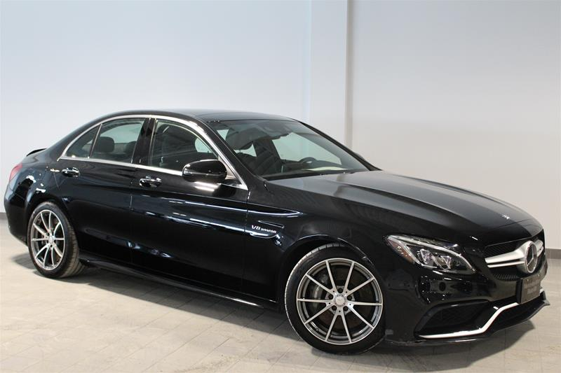 Pre-Owned 2016 Mercedes-Benz C-CLASS C63 AMG