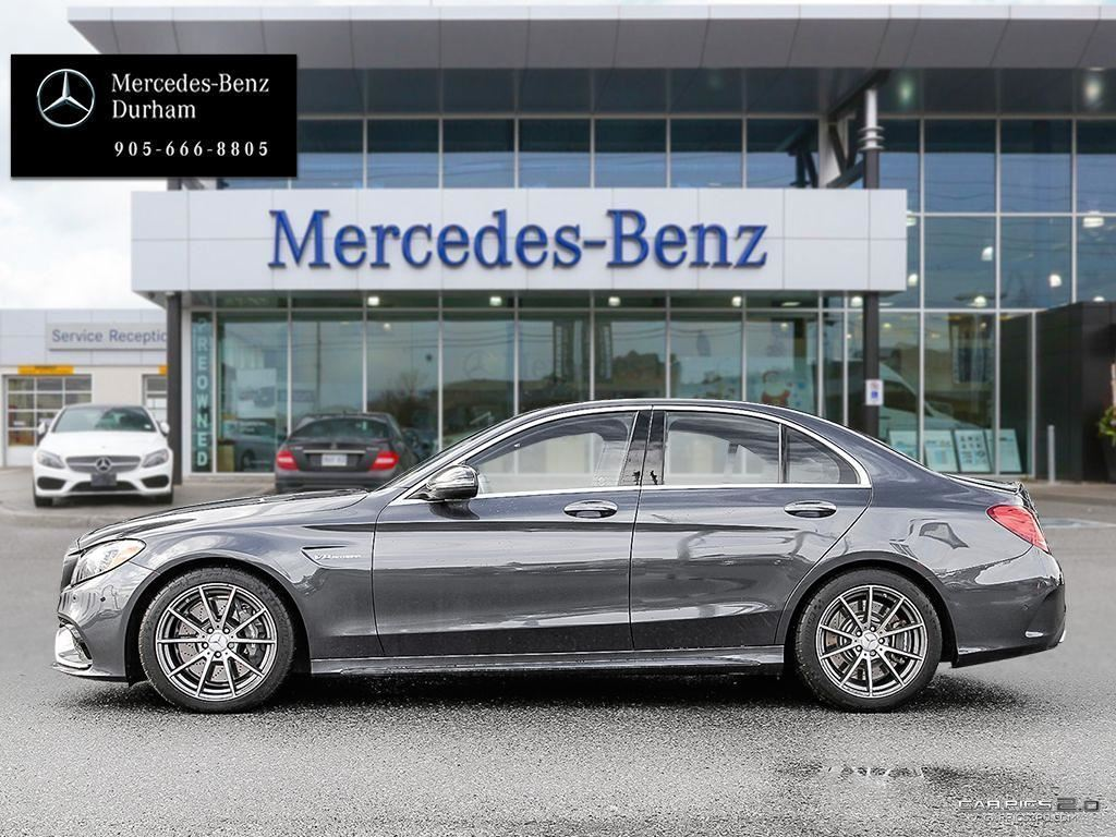 Certified pre owned 2016 mercedes benz c class c63 amg 4 for Mercedes benz c class pre owned