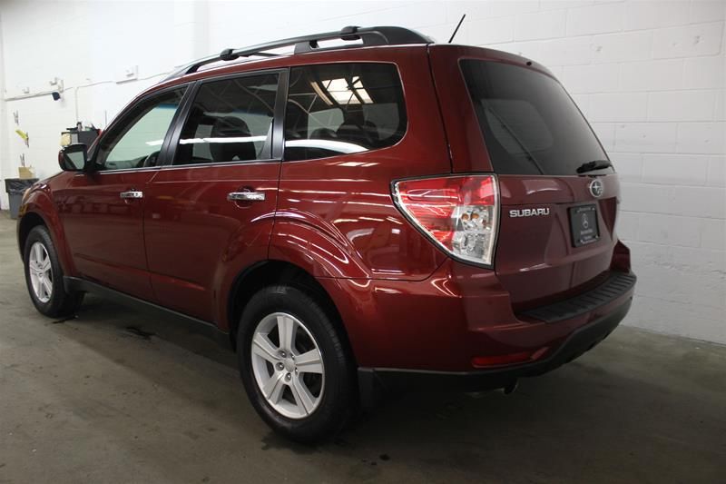 Pre-Owned 2010 Subaru Forester Forester