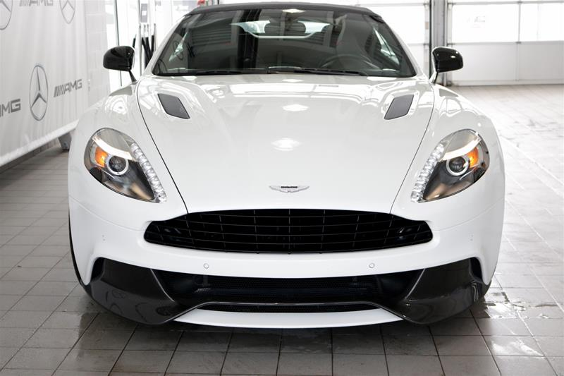 Pre-Owned 2014 Aston Martin Vanquish