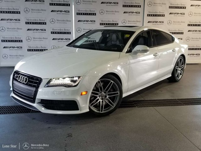 Pre-Owned 2014 Audi S7 S7