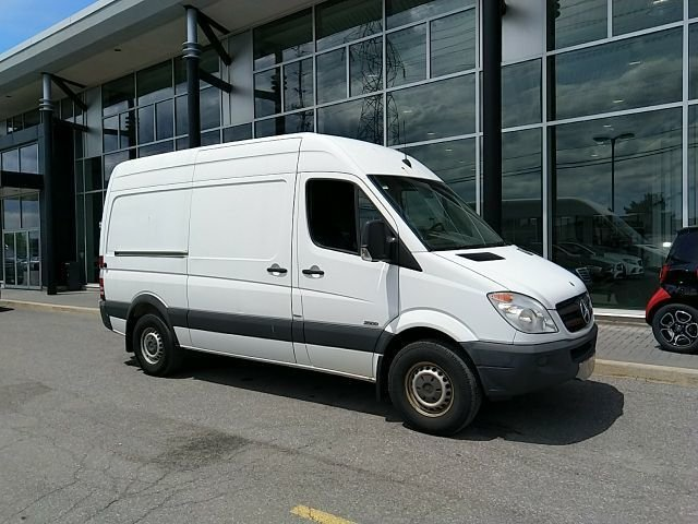 Pre-Owned 2013 Mercedes-Benz Sprinter 2500 Cargo Sprinter 2500 Cargo 144