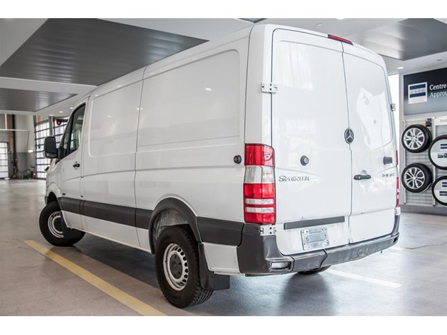 Pre owned 2012 mercedes benz sprinter 2500 cargo sprinter for Mercedes benz sprinter canada