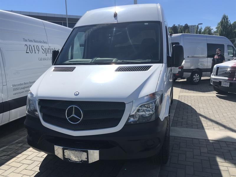 Certified Pre-Owned 2015 Mercedes-Benz Sprinter 2500 Cargo Sprinter V6 2500 Cargo 144